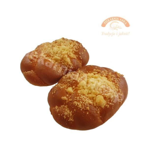 Drożdżówka chałkowa - Piekarnia Anka