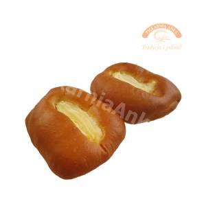 Drożdżówka ser marmolada - Piekarnia Anka