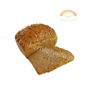 Chleb razowo pszenno żytni