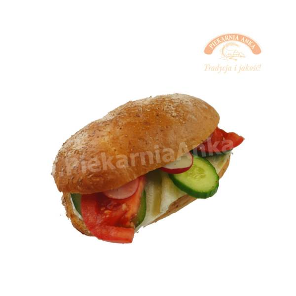 Kanapka warzywna - wegetariańska