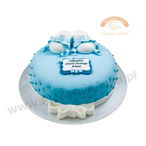Tort na chrzciny - Piekarnia Anka